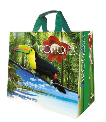 """Cabas Polypro 30L """" Tropiques """" : Sacs"""