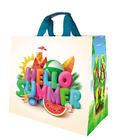 "Cabas polypro 33L "" Summer Time "" : Sacs"